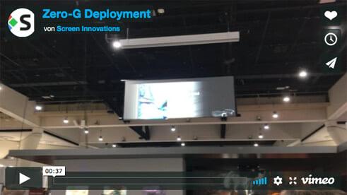 Video (Zero G - Deployment)